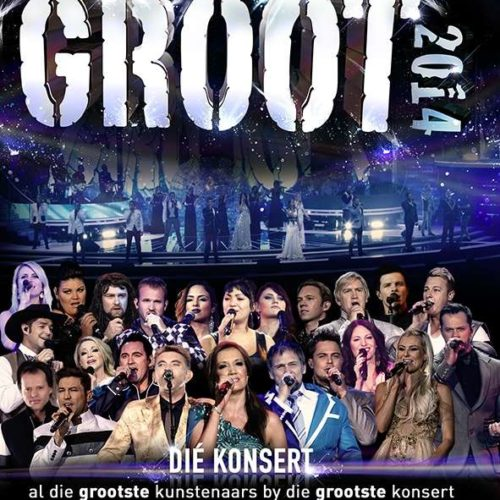 Afrikaans Is Groot 2014_DVD