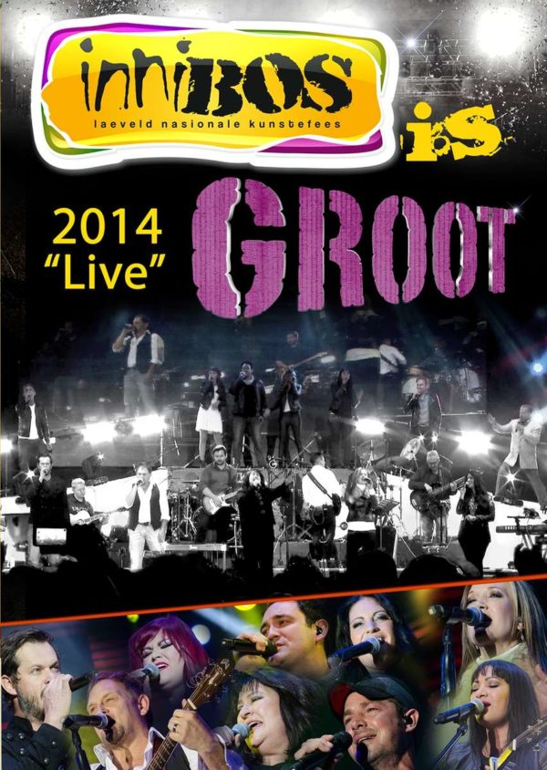 Innibos Is Groot Live