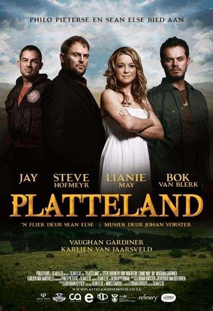 Platteland DVD