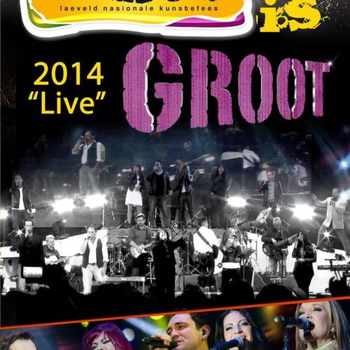 Innibos Is Groot Live