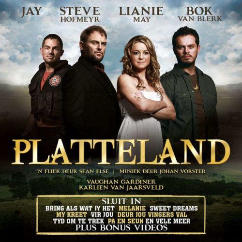 Platteland CD